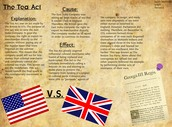 The Tea Act of 1773