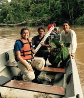 University Scholars Collect New Tree Species in the Amazon