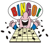 Mark your Calendars--Bingo Night is coming!!