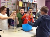 Exploring with milliliters and liters