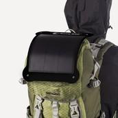 Solarpanel für den Rucksack?