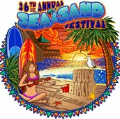 26th Annual Folly Beach Sea & Sand Festival Saturday