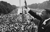 "Famous ""I Have A Dream,"" Speech"