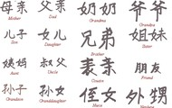chinese writings