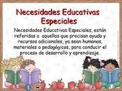 El aprendizaje y la posible incorporación al mundo laboral, de personas con Necesidades Educativas Especiales (NEE).