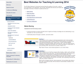 Best Websites for Teaching and Learning