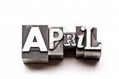 General Registration: April 21st to April 24th