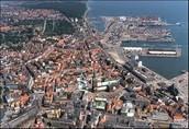 Aarhus, den næststørste og næstældste by
