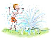 Water Day--Thursday, May 26