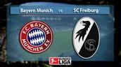 Bayern Munchen - Freiburg