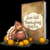 Thanksgiving Dinner this Thursday