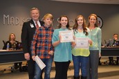 Individual Highest GPA Students