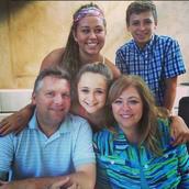 My Family + Michael