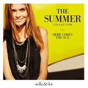 Here comes the Sun with our beautiful new summer collection!