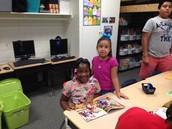 Tamia & Jacquelyn
