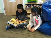 KG Reading Buddies