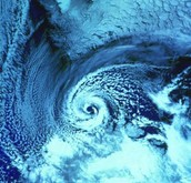 What is a Arctic Cyclone?