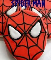 Food- Spider Cookies
