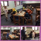 Gran éxito en la clase de enriquecimiento de ajedrez de WSE!