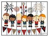 February 12 - Preschool Patriots