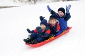 FUN INDOOR AND OUTDOOR WINTER ACTIVITIES