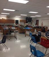 Chemistry Lab Move In