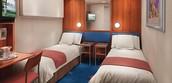 interior Stateroom - $591 per person