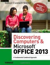 Summary of The Book Dicovering Computers and Microsoft Office 2013