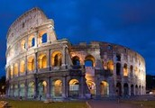 Largest Amphitheatre of the Roman Empire, and in the world.