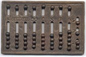 Abacus Binary System