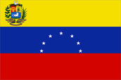 this is the flag from venezuela