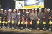 Community Celebrates Groundbreaking for Joe May ES
