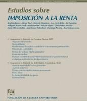 Estudios sobre imposición a la renta de Andrés Blanco (Coordinador).