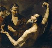 Martyrdom of Bartholeme