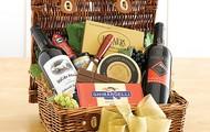 Fine Wines, Fine Times Basket