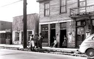 Georgia in the 1950's