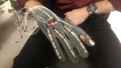 The Gloves at Work