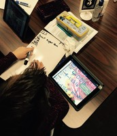 Using grocery store ads to practice multiplying decimals