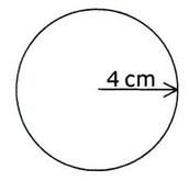 How to find the area of a circle