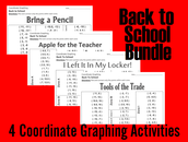 Buy all 4 activities as a Bundle and Save ($4.00)
