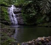 Cascada de Alex