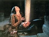 Juliet killing herself