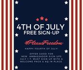 Celebrate #PlexusFreedom