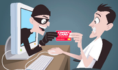 DO NOT give out credit card information to untrusted sites