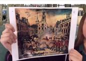 Colonist's take on the Boston Massacre
