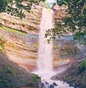 Valaste Waterfall