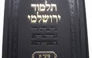 The Talmud Yerushalmi