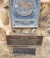 Methodist Church Plaque