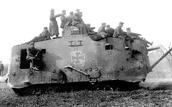 German Panzer kampfwagen A7H