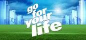 Kids - 'go for your life' Campaign approach